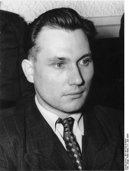 Werner Mangelsdorf