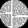 Pläne für neuen 'Tag X' aufgedeckt, Zeitungsartikel