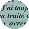 Mindszenty: 'Wurde seit meiner Verhaftung immer gut behandelt', französischer Zeitungsartikel
